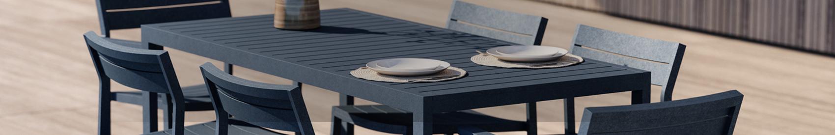 Tables d'extérieur