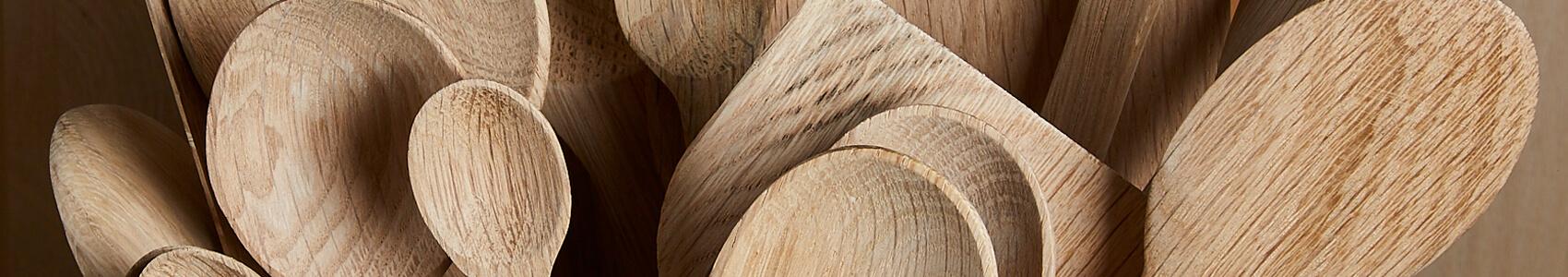 Ustensiles & planches en bois