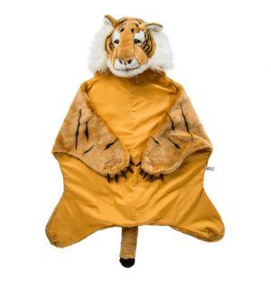 Déguisement, plaid ou tapis Tigre