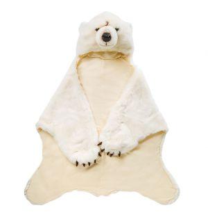 Déguisement, plaid tapis Ours polaire
