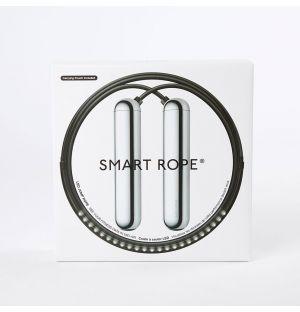 Corde à sauter noire Smart Rope - Large