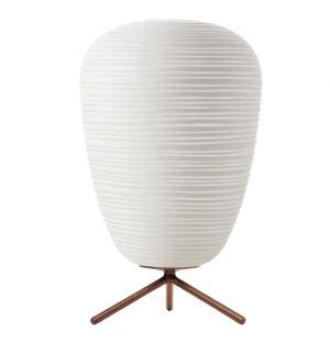 Lampe de table Rituals 1 blanche avec variateur