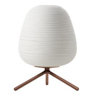 Lampe de table Rituals 3 blanche avec variateur