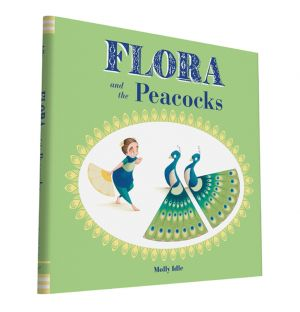 Livre Flora and the Peacocks