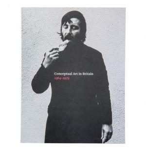 Livre «Conceptual Art in Britain»