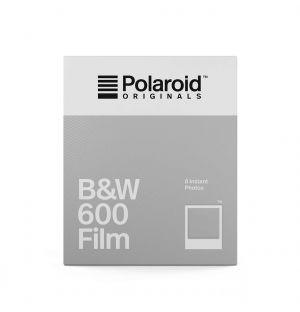 Pellicule Polaroid 600 noir et blanc