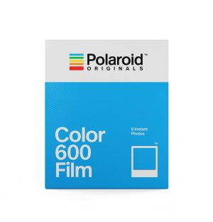 Pellicule Polaroid 600 couleur