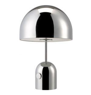 Lampe de table Bell chrome