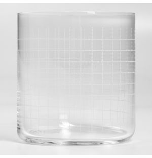 Verre à whisky Finesse Grid