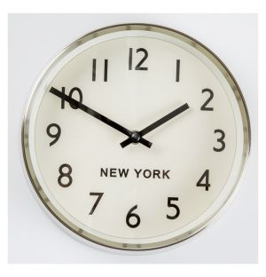 Horloge Time Zone New York