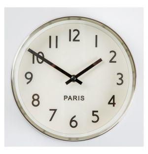 Horloge Time Zone Paris
