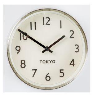 Horloge Time Zone Tokyo