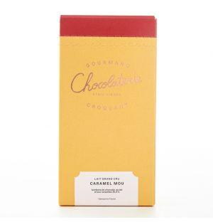 Lait Grand Cru chocolat & caramel mou