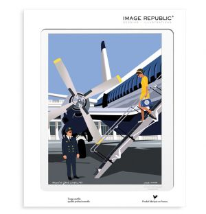 Affiche London - Paulo Mariotti - 40 x 50 cm