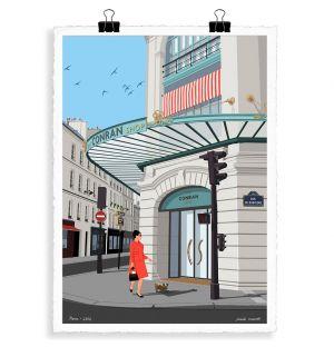 Tirage Paris Babylone The Conran Shop - Paulo Mariotti - 56 x 76 cm