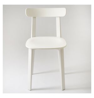 Chaise blanche All Plastic Chair