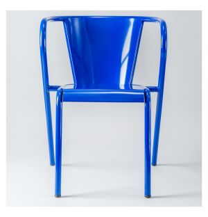 Chaise bleue 5008 Portuguesa