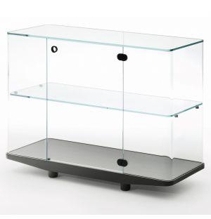 Vitrine Collector verre & bois - Glas Italia