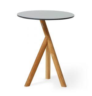 Table d'appoint Stork 001 en teck - Roda
