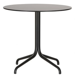 Table Belleville ronde - Vitra