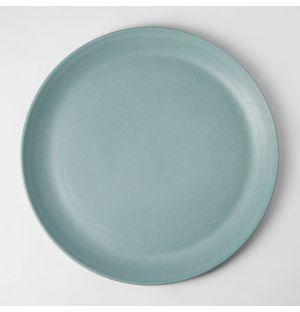 Assiette plate Ombra Cielo 29cm Bleu ciel