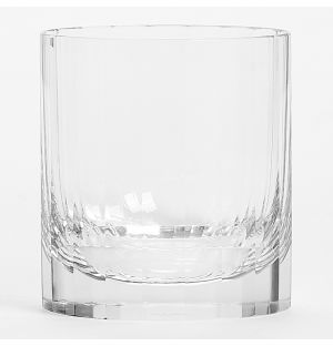 Verre Double Fluted Old Fashioned