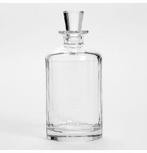 Carafe Fluted en cristal de bohème