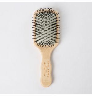 Brosse à cheveux à Mini Palettes Protectrices