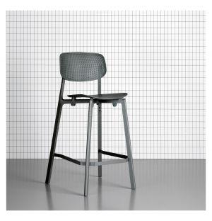 Chaise de bar Colander - Kristalia