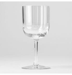 Verre à vin Fluted en cristal