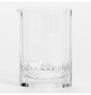 Pichet à eau Fluted en cristal