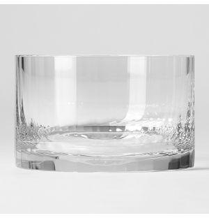 Seau à glace Fluted en cristal