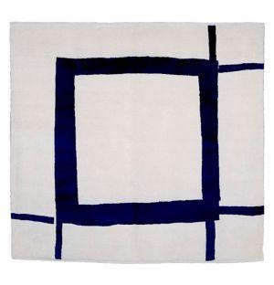 Tapis Three Squares Rug par Sandra Blow 200 x 209 cm