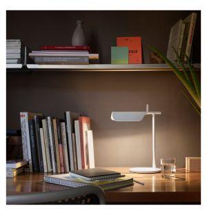 Lampe de Table Tab T blanche - Flos