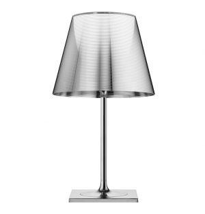 Lampe KTribe T2 aluminisé argent - Flos