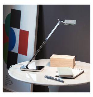 Lampe de table Kelvin Mini chromée - Flos
