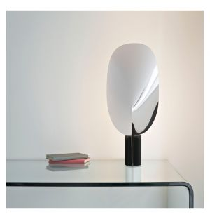 Lampe de table Serena aluminium - Flos