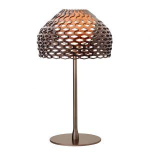 Lampe de table Tatou T1 ocre gris - Flos