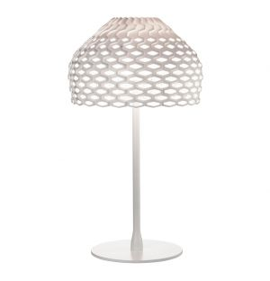 Lampe de table Tatou T1 blanche - Flos