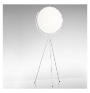 Lampadaire Superloon blanc - Flos
