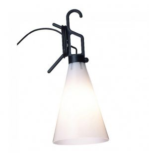 Lampe May Day noire - Flos