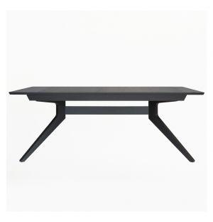 Table extensible en wengé Cross