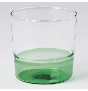 Verre à eau Light vert
