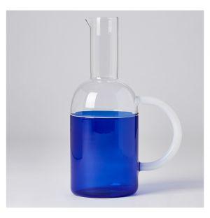 Pichet Tequila Sunrise blanc & bleu