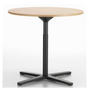 Table Super Fold ronde chêne clair - Vitra