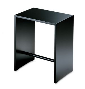 Sgabillo Stool Black