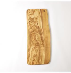 Planche à découper en bois d'olivier – 80 cm