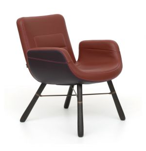 Fauteuil East River Cuir