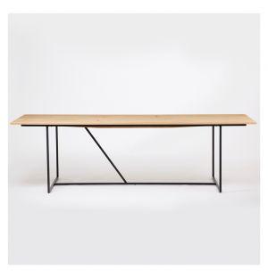 Table en chêne Truss