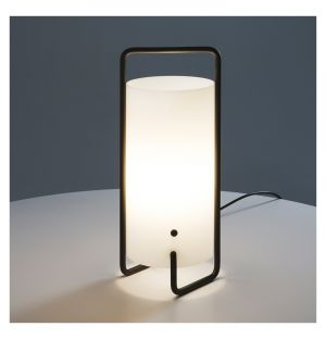Lampe de table ASA structure noire